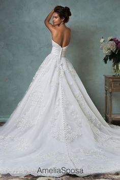 Wedding dress Arcelia - AmeliaSposa