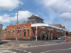 Bexhill Railway Station (BEX) in Bexhill, East Sussex