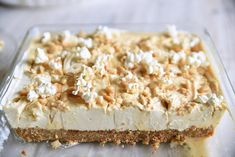 Ice Cream Pies, Just Eat It, Sweet Pastries, Piece Of Cakes, Cake Cookies, Yummy Cakes, No Bake Cake, Delish, Cheesecake