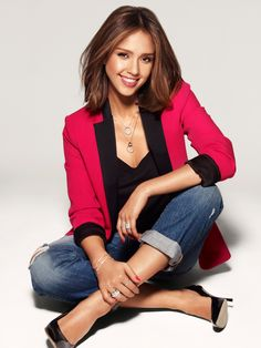 Jessica Alba – Photoshoot by Patrick Demarchelier.