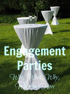 Engagement Parties - Engagement Party Ideas
