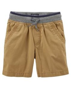 Carters Woven Pull On Shorts Preschool Boys JCPenney Trendy Boy Outfits, Toddler Boy Outfits, Toddler Boys, Kids Outfits, Kids Shorts, Boy Shorts, Baby Boy Bottoms, Oshkosh Baby, Carters Baby Boys