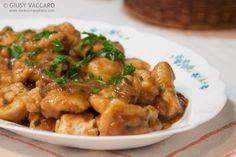 Pollo al limone cinese (di Simone Rugiati)
