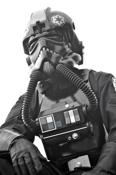 Tie-Fighter Pilot