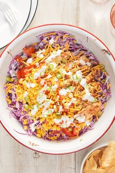 Recipe: Chopped BBQ Chicken Salad — Quick and Easy Weeknight Dinners