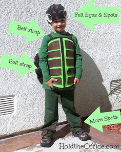 http://bebetsy.com Brag About It | Tuesday Link Party | No. 22 | BeBetsy #costume #sea turtle #kids @Hold The Office
