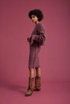 Sfilata Alessia Xoccato Milano - Collezioni Autunno Inverno 2017-18 - Vogue