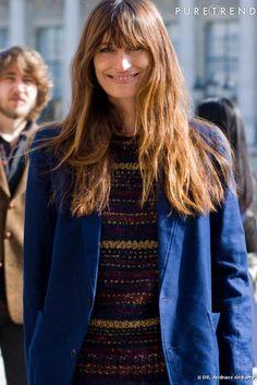 PHOTOS - Fashion Week Paris : Street Style Caroline Maigret Ce qu'on aime…