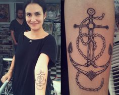 Need one of these babies on my nautical half sleeve!