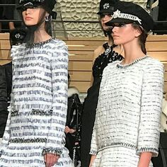Kaia walking for Chanel on Germany #kaiasquad #kaiathebest #kaia #kaiagerber