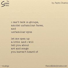 """30.6k Likes, 87 Comments - The Scribbled Stories (@thescribbledstories) on Instagram: """"Musings by Arpita Sharma 