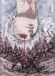 Kaneki [by doodledominic.tumblr.com]