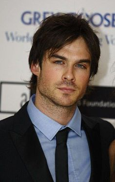 Ian Somerhalder....will you marry me? lol No.....but seriously!