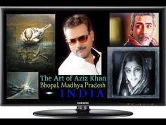 The Art of Aziz Khan Idea in Art work