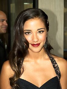 Seychelle Gabriel at 2012 Imagen Awards......... Born:  1991 (age 22), US. She is best known for roles in the feature films The Spirit (2008) and The Last Airbender (2010). She currently co-stars as Lourdes in the TNT series Falling Skies and as the voice of Asami Sato in the animated series The Legend of Korra. Is of Mexican, Italian, and French ancestry. A series regular on the original TNT sci-fi action/drama series Falling Skies produced by Steven Spielberg