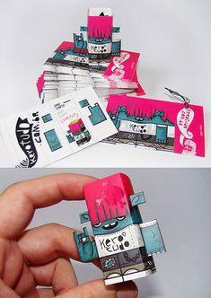 Las tarjetas de presentacion mas creativas24                                                                                                                                                                                 Más