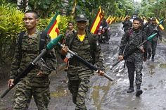 Philippines - Moro Islamic Liberation Front