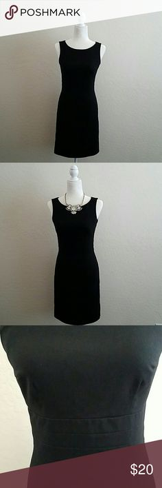 H&M Classic Black Business Dress A classic black dress you can wear to work or dress up for a night out on the town! H&M Dresses