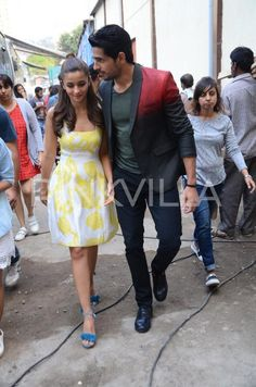 Alia, Sidharth and Fawad Have a Blast at 'Kapoor And Sons' Promotions! | PINKVILLA