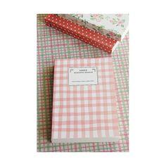 Vichy notebook