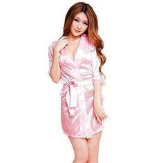 Oferta: 2.99€. Comprar Ofertas de VENMO Pijamas de Mujeres Moda Clásica Albornoz 2017 Primavera Verano (Color de rosa) barato. ¡Mira las ofertas!