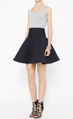 I absolutely love the skirt and shoes!