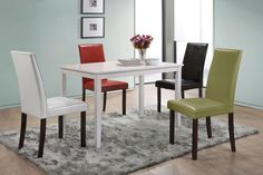 San Marco 5Pc Dining Set
