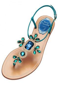 Collezione scarpe Renè Caovilla Primavera/Estate 2013