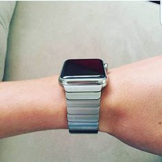 4abe1298c54 Apple watch 42mm Black stainless steel Contact us Macsnstuff gmail.com  Retails for  1100