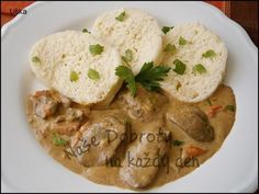 Hummus, Stew, Great Recipes, Chicken Recipes, Sweet Home, Food And Drink, Lunch, Treats, Cooking