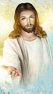 Jesus Christ is the Lord Jesus Our Savior, Heart Of Jesus, Jesus Is Lord, Pictures Of Jesus Christ, Religious Pictures, Religious Art, Jesus Songs, Jesus Painting, Divine Mercy