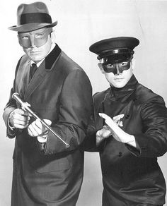 Van Williams & Bruce Lee, The Green Hornet 1966