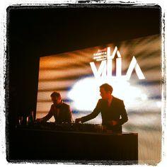 2 Many DJ's Live à la Villa inRocKs & Audi Talents Awards !