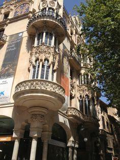 Architecture of Palma de Mallorca