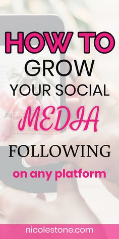 Struggling to Grow Your Social Media? Then Read This! - Social Auto Posting - Schedule your social post automatically. - LEARN the ONE tip that will help you grow your social media. Have you been struggling growing an authentic audience? Then read this. Social Media Automation, Social Media Analytics, Social Media Influencer, Social Media Content, Social Media Tips, Social Networks, Social Media Marketing, Marketing Ideas, Marketing Automation