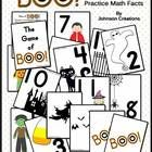 Your students will have so much fun playing Boo!, they won't even realize they are practicing their addition and subtraction math facts!   Older or advanced students can use multiplication, addition and subtraction to play. The game is for 2-4 players. All they need to play is a deck of Boo! cards and a pair of dice. I suggest you print the cards on cardstock, a thicker paper, and laminate them for years of use.