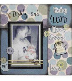 Baby's Homecoming ScrapbookBaby's Homecoming Scrapbook