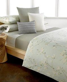 Calvin Klein Home Bedding, Oleander Comforter and Duvet Cover Sets - Calvin Klein - Bed & Bath - Macy's