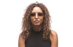 Scripps Round Metal Sunglasses for Women - RAEN Optics
