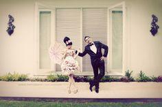 26 High Fashion Engagement Photos