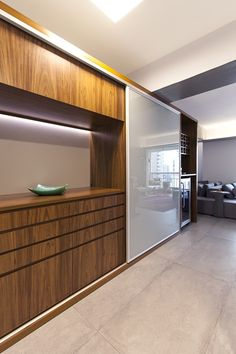 Espaços conectados para um morar contemporâneo (Foto: Marcus Damon/Estúdio Paralelo Fotográfico)