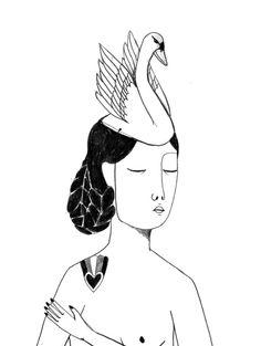 Ilustración de Irana Douer  http://www.keepinmind.com.ar/