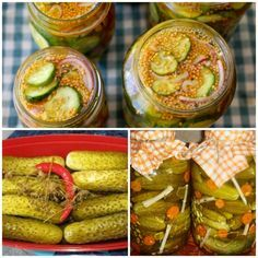 BUNATATI de TOAMNA: Cei mai buni CASTRAVETI MURATI in saramura | KFetele Romanian Food, Preserving Food, Celery, Preserves, My Recipes, Pickles, Cucumber, Vegetarian Recipes, Food And Drink
