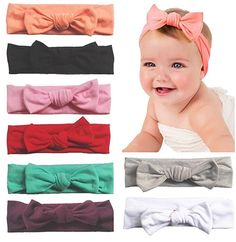 Logical 12 Different Colour Nylon Band Elastic For Headbands Band Craft Soft Hairband Clothing, Shoes & Accessories