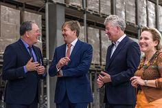 Koning opent nieuw distributiecentrum Wehkamp (fotoserie) - Koninklijk huis - Reformatorisch Dagblad