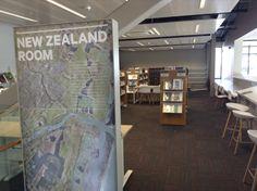 New Zealand room - quiet study area