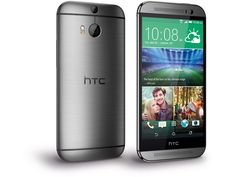HTC One M8 32GB Gunmetal Gray (Factory Unlocked) Windows/Android Smartphon​e SRB #HTC