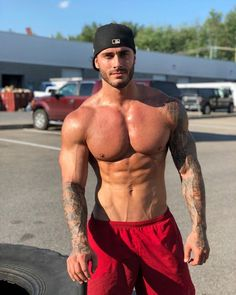 This site contains images of hot, sexy naked men. It also has images of hot, sexy naked men loving. Muscle Men Bulge, Sick Workout, Hot Guys, Workouts Outside, Inked Men, Hommes Sexy, Raining Men, Muscular Men, Fit Motivation
