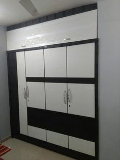 Modern Bedroom Wardrobe Design