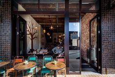 Solomons Cafe, Beaufort st, Highgate